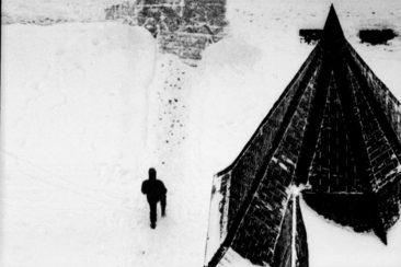 Title: Snow Walk