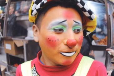 Clown (Street Performer)